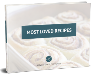Lovely Little Kitchen 12 Most Loved Recipes eBook