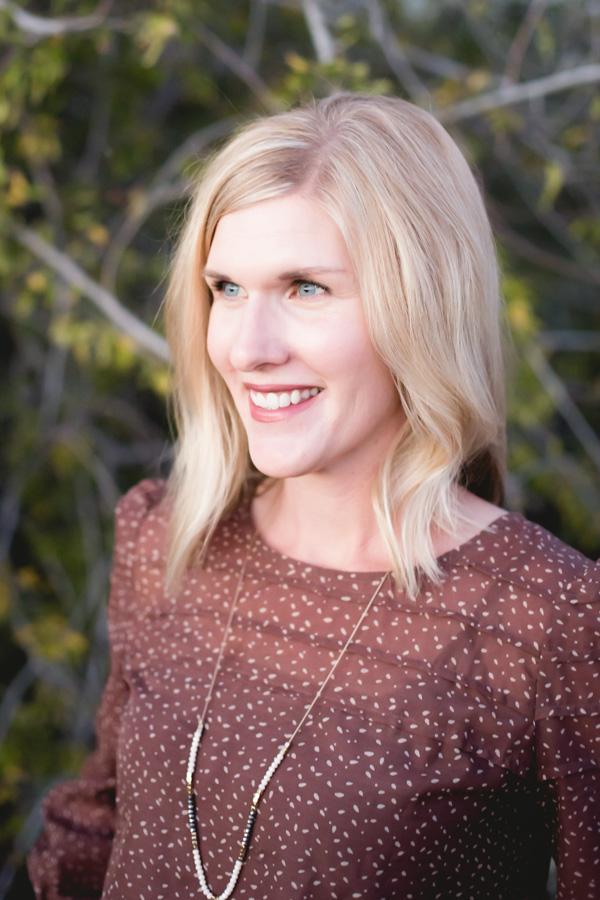 Julie Gransee - food blogger, photographer, and recipe developer
