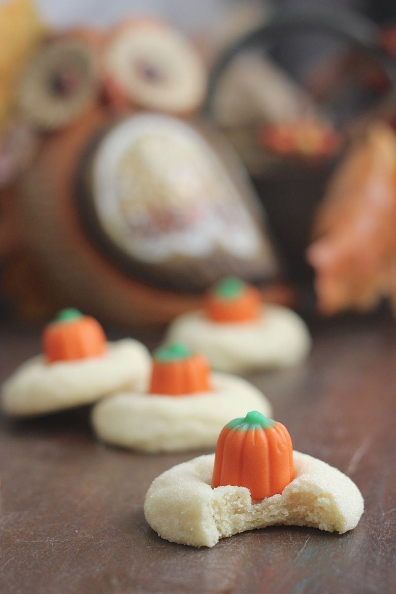 Mellowcreme Pumpkin Cookies