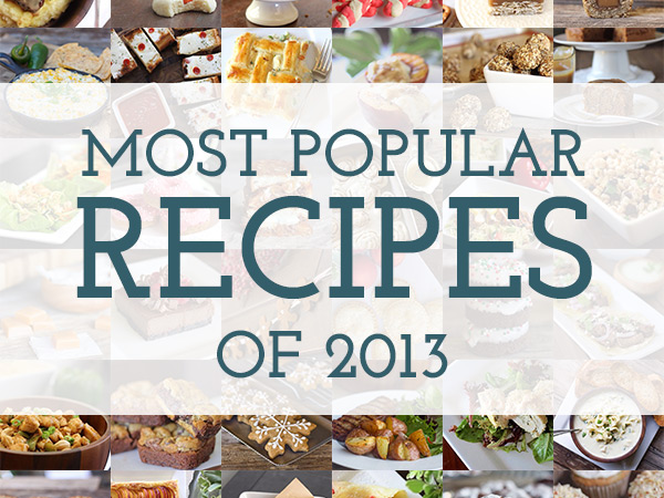 most popular recipes of 2013 lovely little kitchen