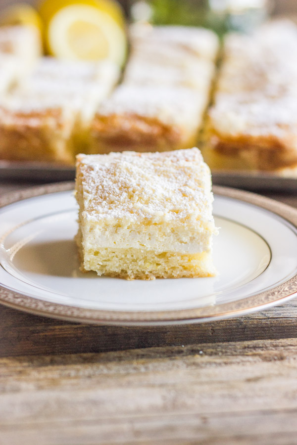 Greek Yogurt Cream Cheese Lemon Coffee Cake Lovely Little Kitchen