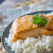 Teriyaki Glazed Salmon-3