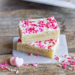 Easy White Chocolate Sugar Cookie Bars