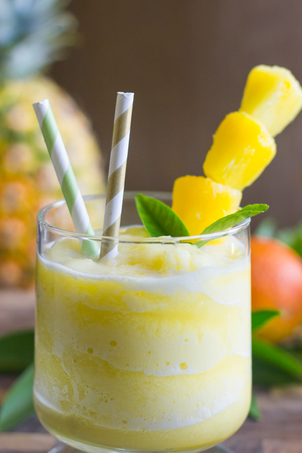 So refreshing and perfect for summer. Only four ingredients!