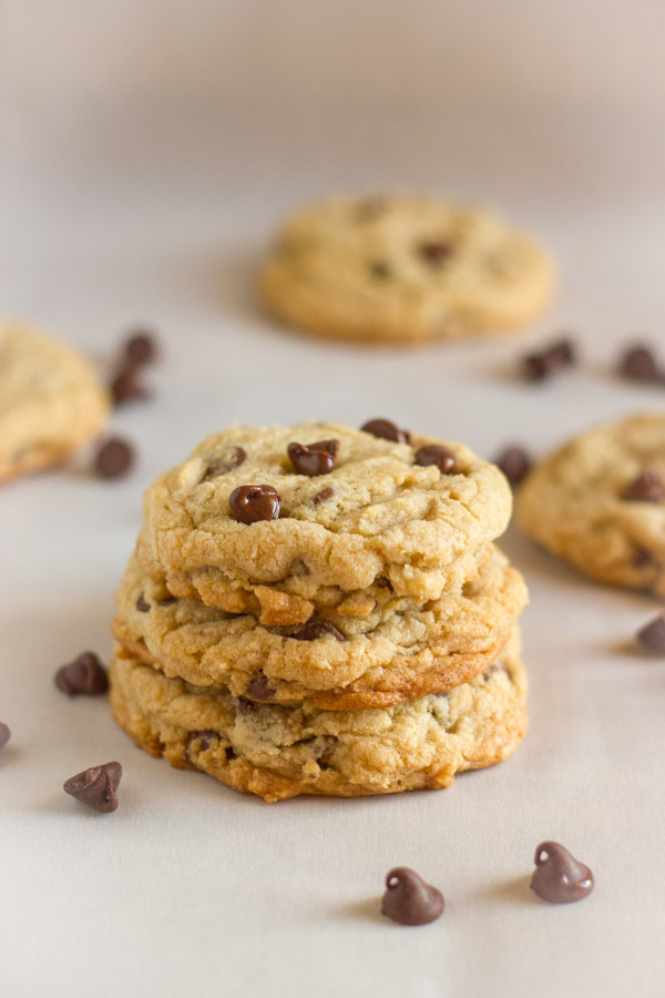 cookies chocolate chip cookies chocolate chip cookies bakery style ...