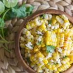 Chili Lime Sweet Corn Salad