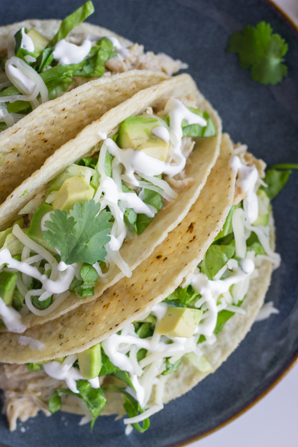 No-Waste Tacos De Carnitas With Salsa Verde Recipes — Dishmaps
