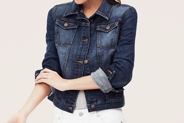Loft - Cute Denim Jacket
