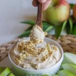 Greek Yogurt Peanut Butter Dip