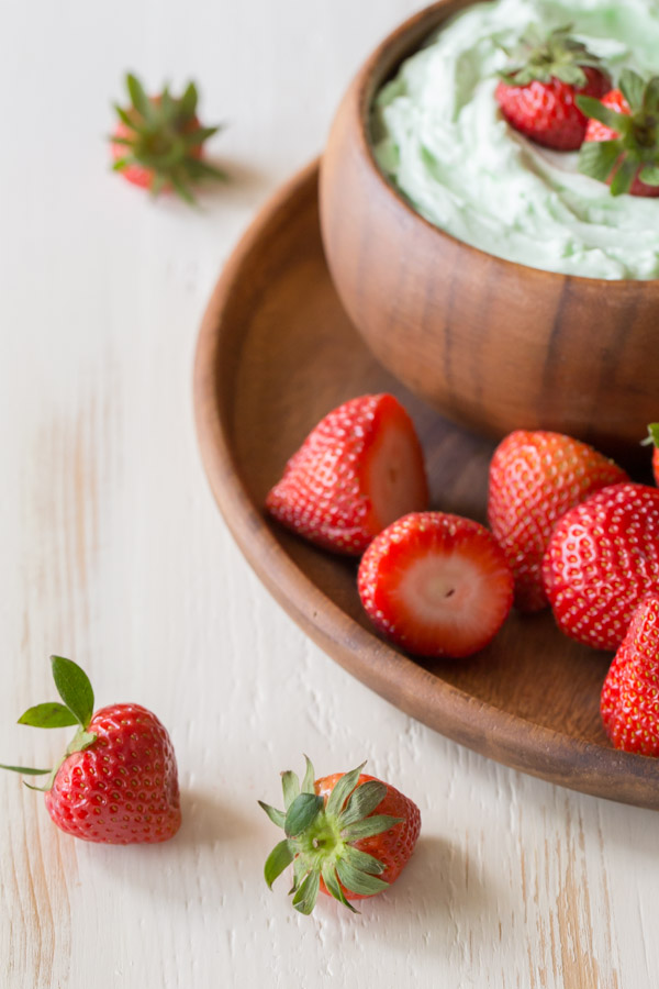 fruit girl healthy fruit dip recipe