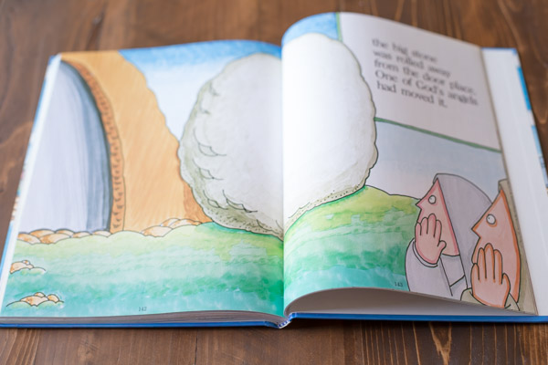 Empty Tomb Rolls - a really yummy way to teach your kids about the story of Easter!