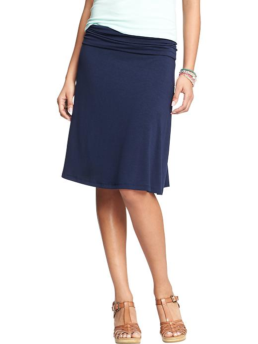 Old Navy Jersey Skirt