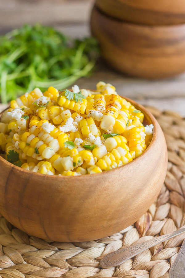 Chili Lime Sweet Corn Salad 1-1