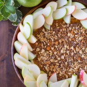 No Fuss Caramel Apple Dip-2