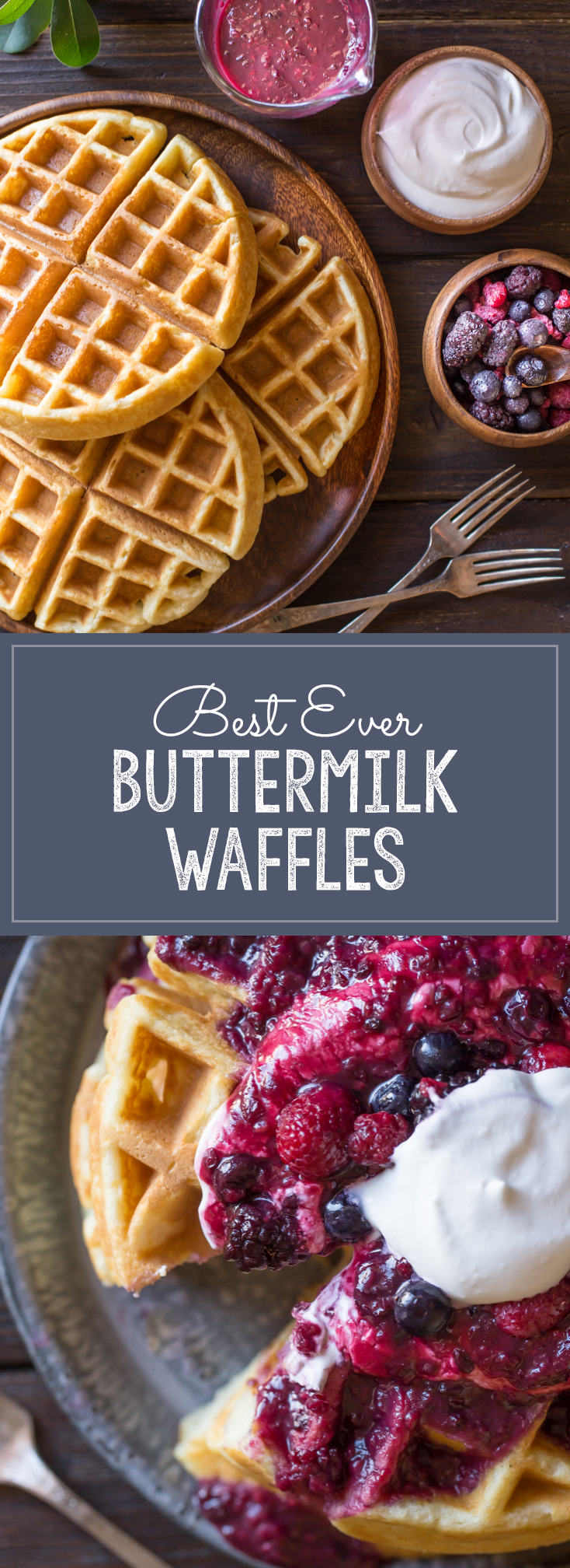Ever Buttermilk Waffles - All you need to know to make perfect waffles ...