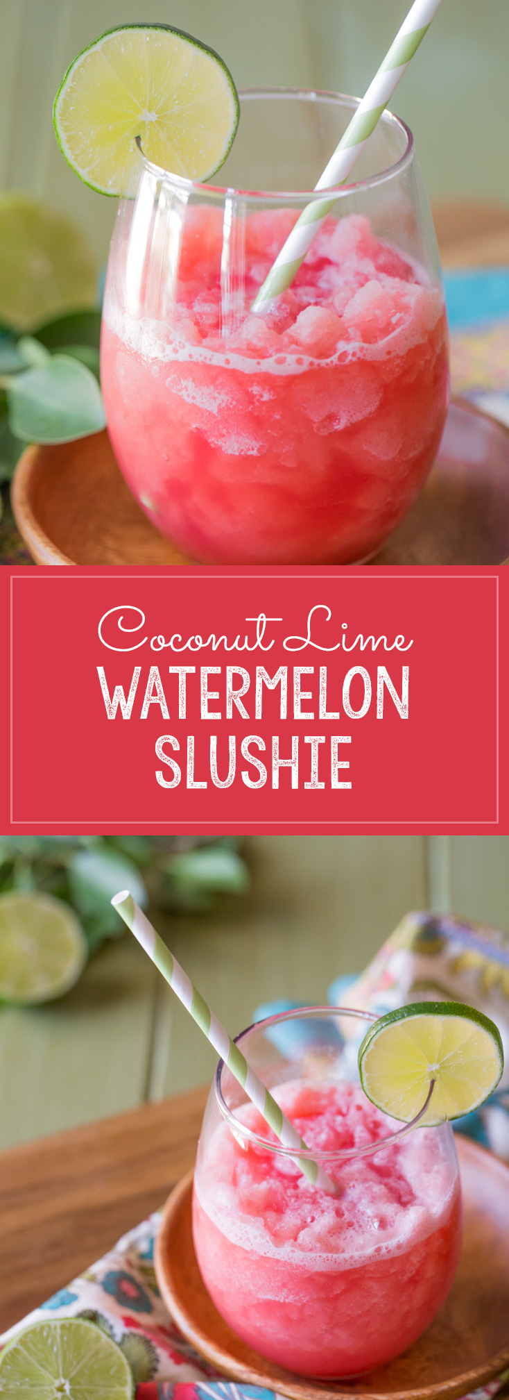 The perfect way to cool down this summer - so easy and super refreshing!