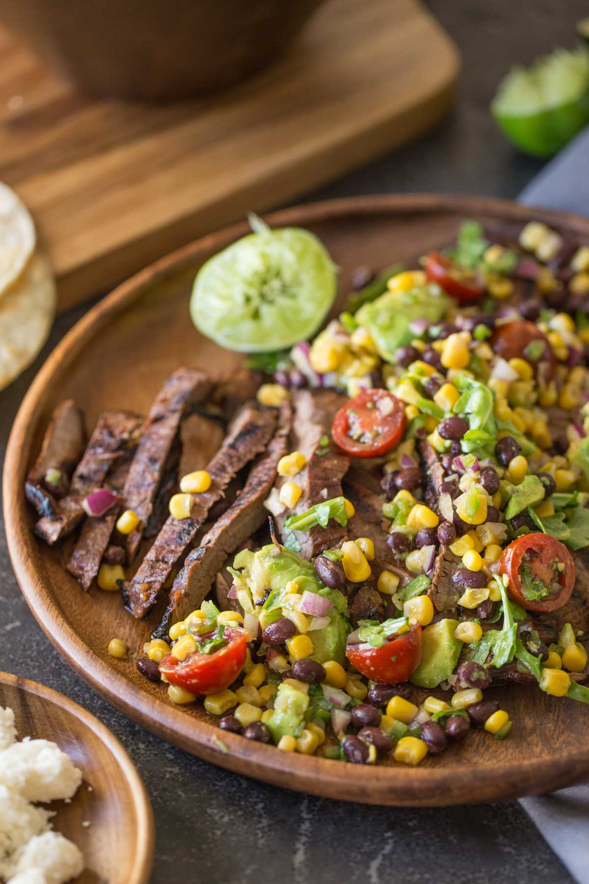 Flank Steak Tacos - Lovely Little Kitchen